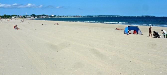 Revere Beach for a Cheap Day Trip Near Boston, Mass.