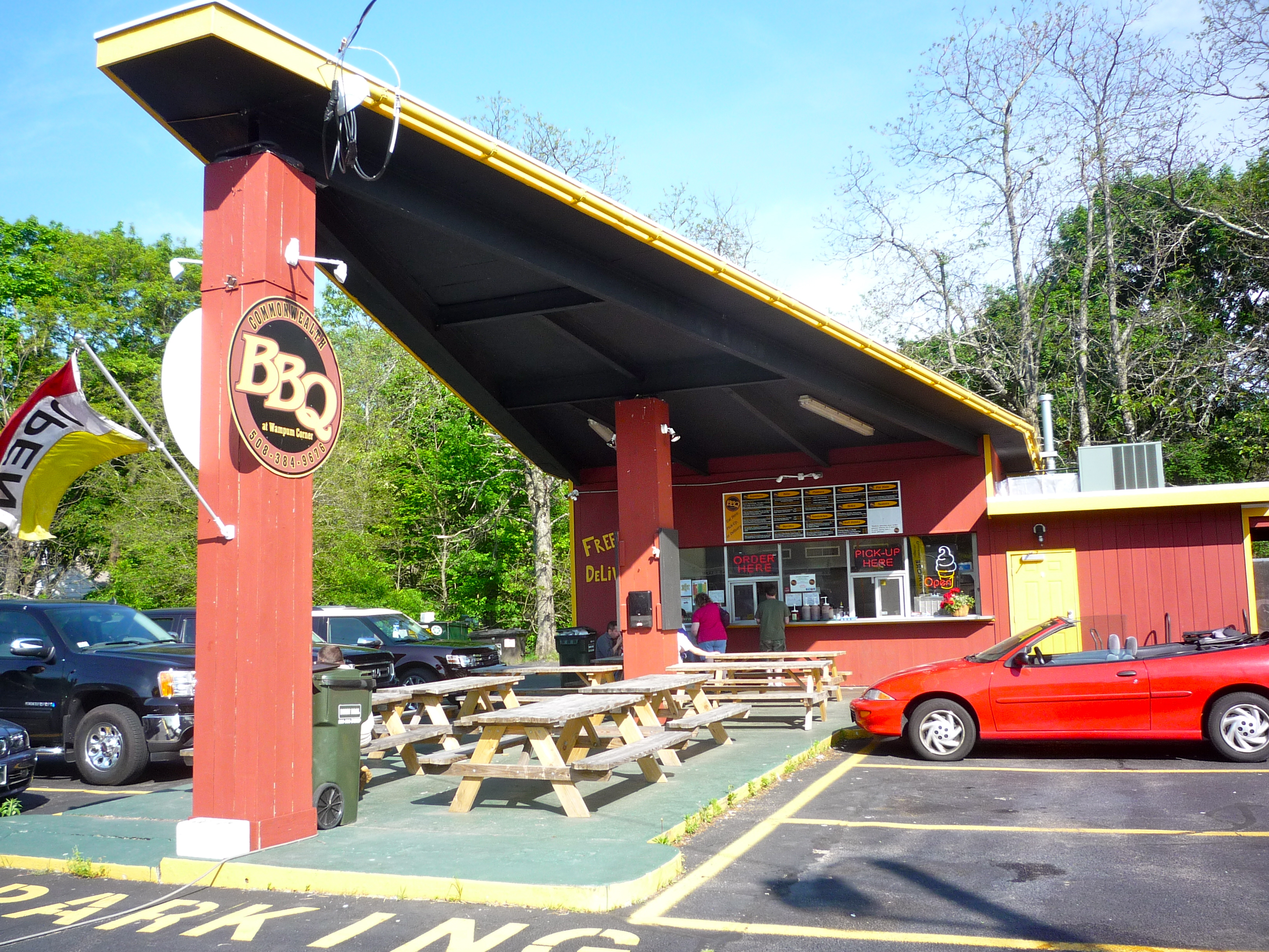 Commonwealth BBQ Wrentham MA