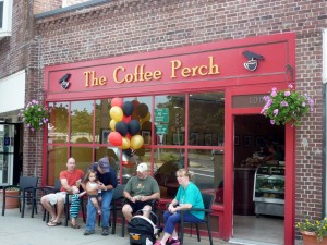 Image of the Coffee Perch, Walpole MA