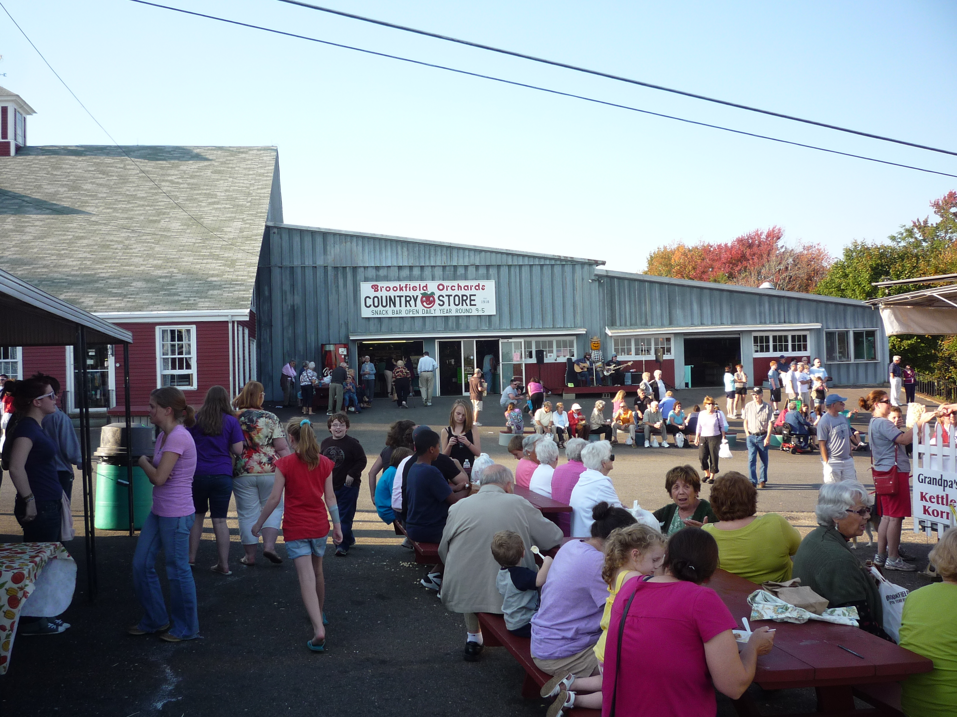 Brookfield Orchards Branches Out Beyond Just Apple Picking