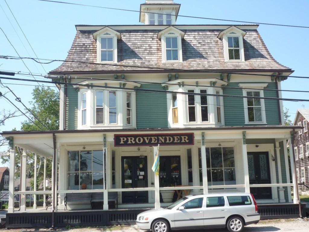 Photo of Provender, Tiverton, R.I.