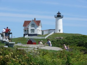 Photo of Nubble Lighthouse at Sohier Park, York Beach, Maine
