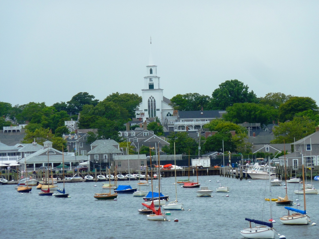 Nantucket Harbor, Nantucket, Mass.