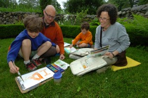 Weir Farm in Wilton, Conn., Celebrates National Park Week