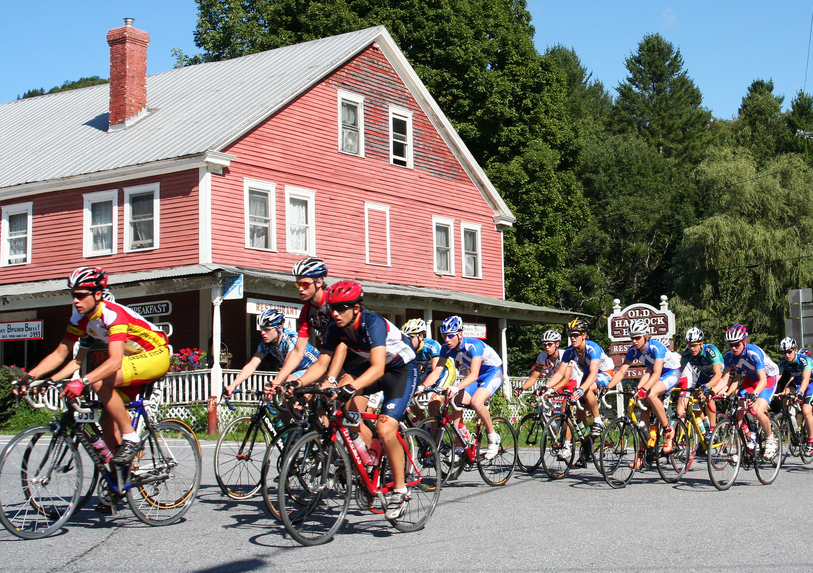 Vermont Hosts Several Sports and Endurance Events from Spring to Autumn