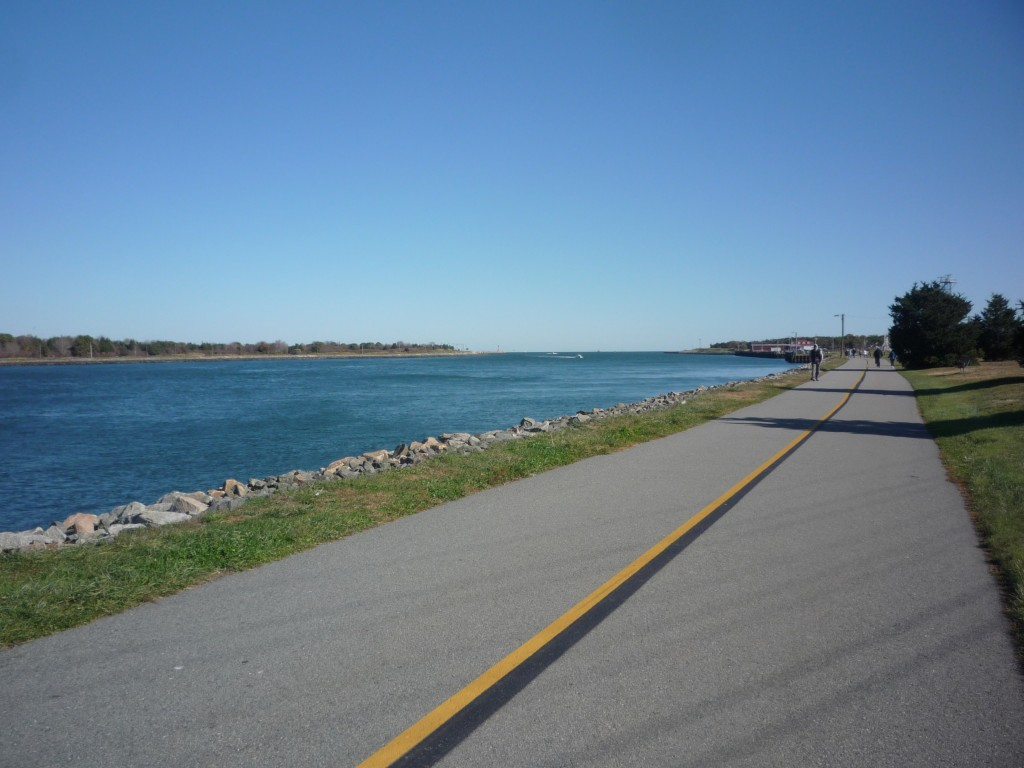 Photo of Cape Cod Canal Trail