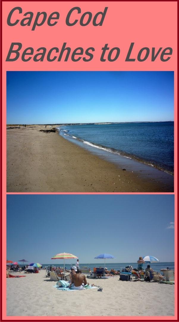 Cape Cod beaches to put on your beach bucket list.