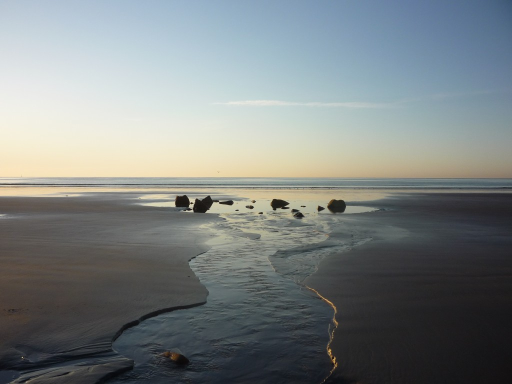 Photo of morning at Short Sands Beach