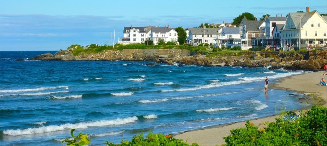 Short Sands Beach, York Beach, Maine: A Perfect Summer Companion
