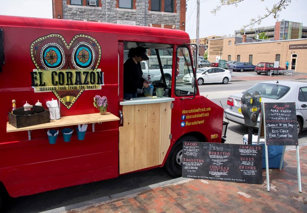 El Corazon Food Truck Portland