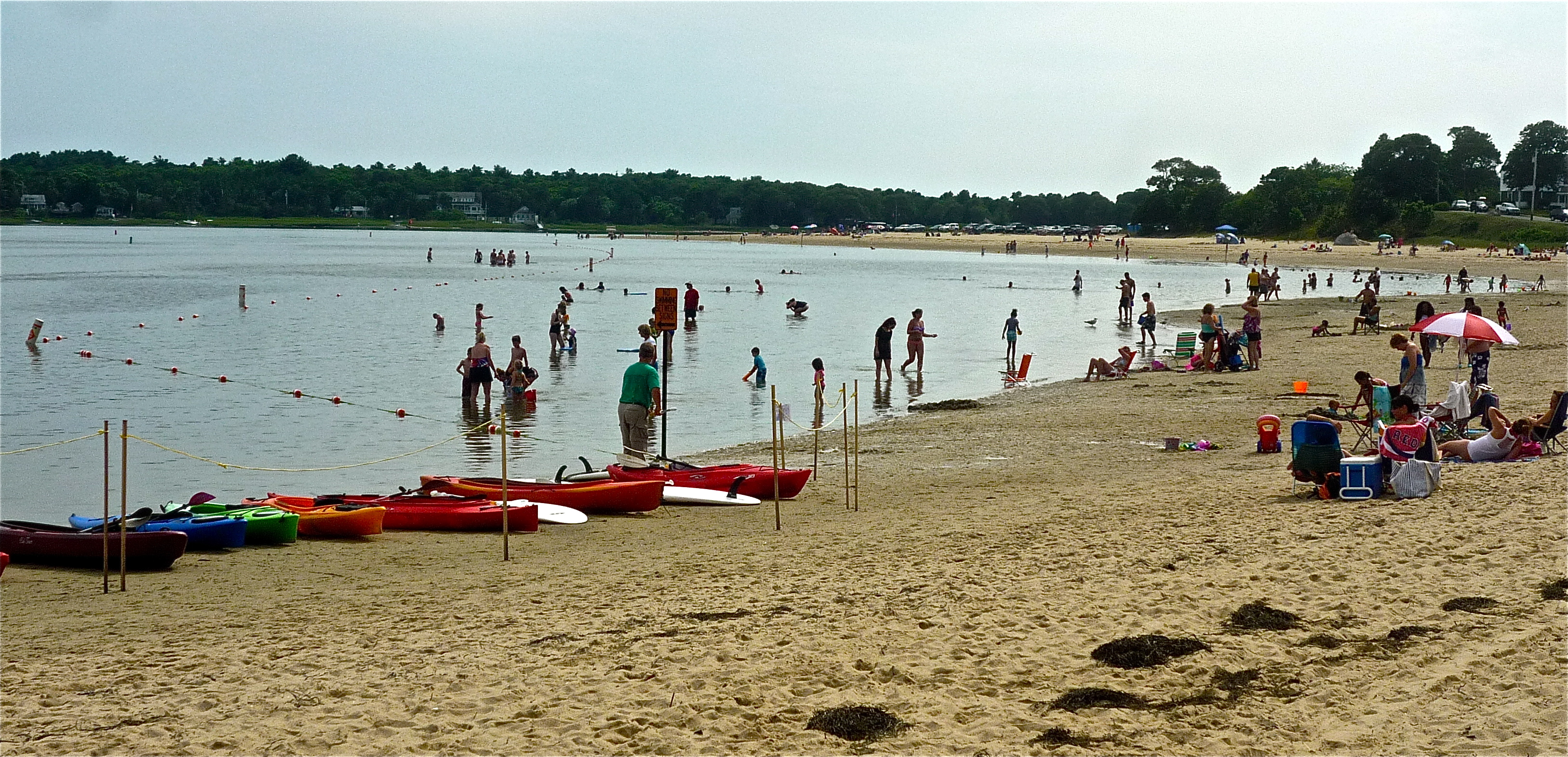 Onset Beach Village $60 Day Trip for a Family of Four