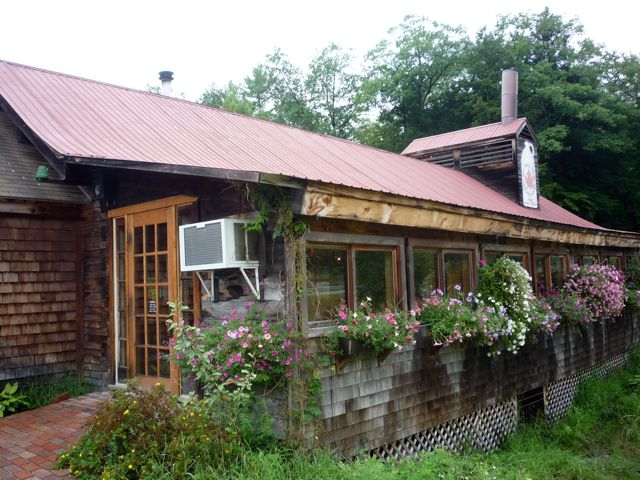 Intervale Farm Pancake House, Henniker NH