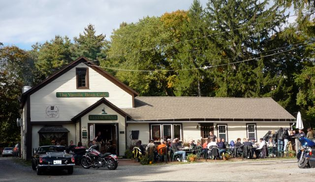 Vanillia Bean Cafe, Pomfret CT
