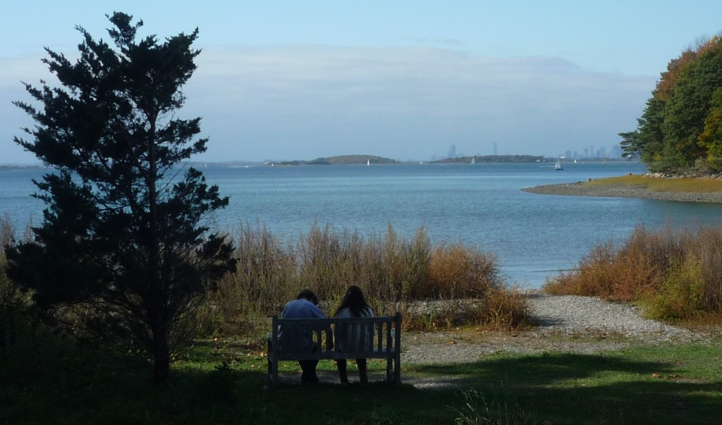 Photo of Boston views at Hingham MA