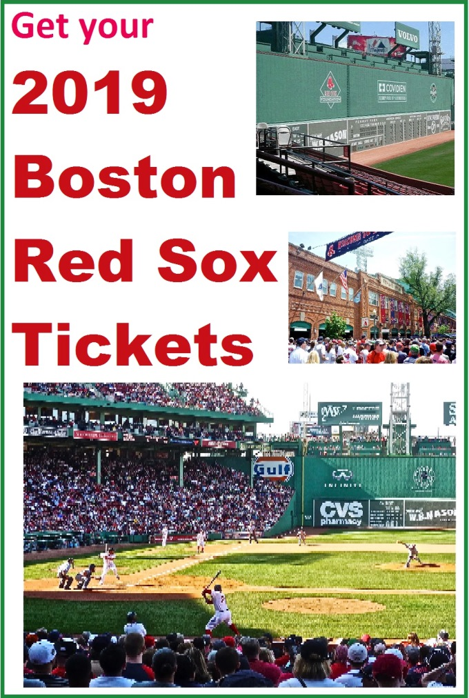 Boston Red Sox Tickets CHEAP