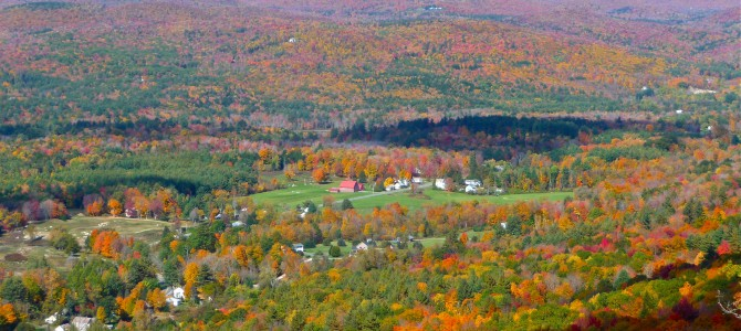 Hairpin Turn on the Mohawk Trail: You Could be Here This Fall