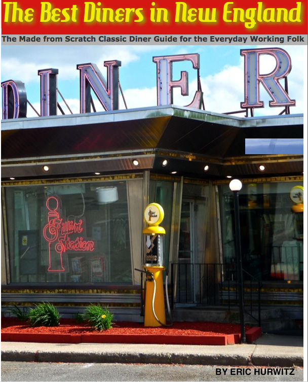 The Best Diners in New England book
