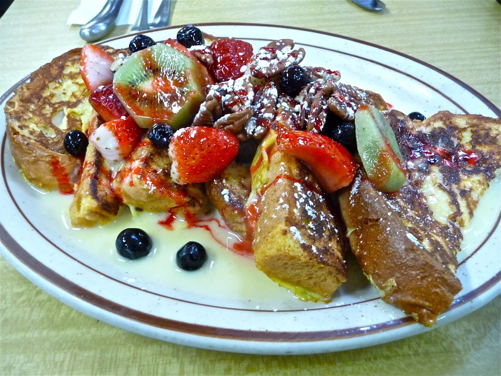 Modern Diner in Pawtucket, R.I., earns best diner dish in America by the Food Network for its custard French toast.