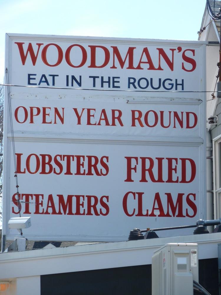 Woodman's, Essex, Mass.