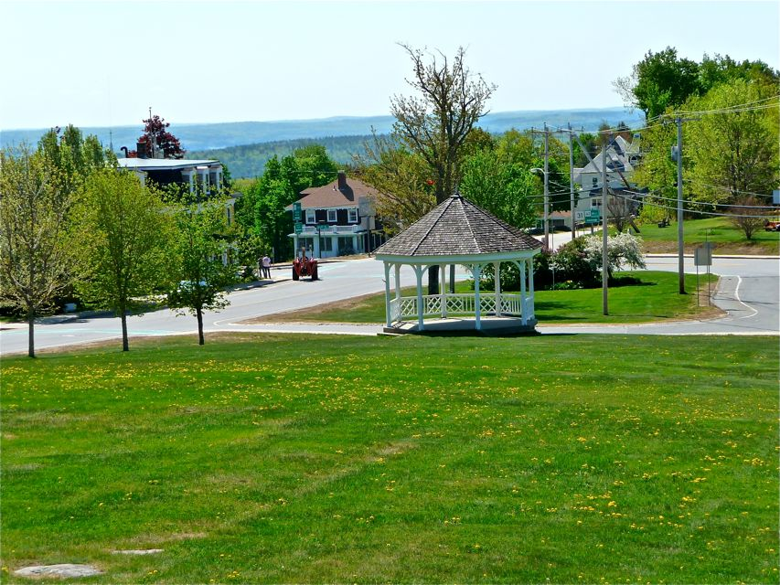 Princeton town green, Princeton MA