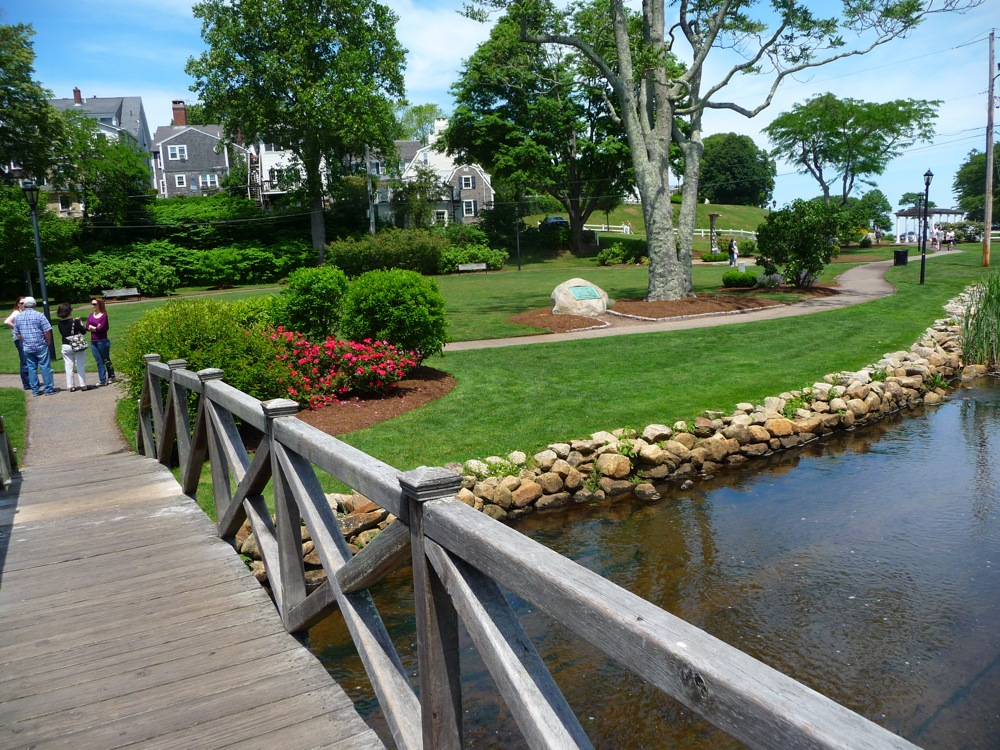 Brewster Gardens, Plymouth MA