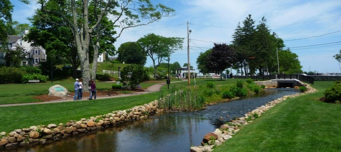 Brewster Gardens, a Hidden Plymouth Mass. Travel Gem