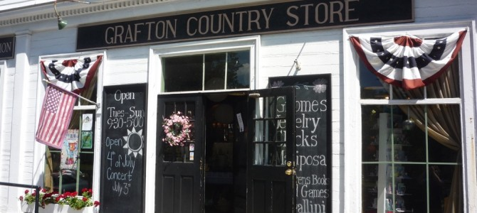 6 Easy Day Trips from Boston to Quaint Country, General Stores