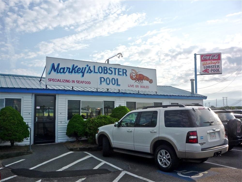 Markey's Lobster Pool, Seabrook NH