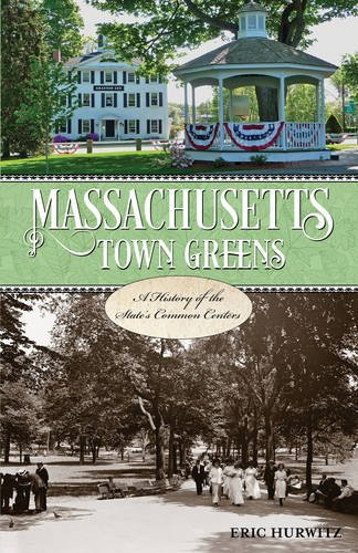 Massachusetts Town Greens book. Click on picture to buy book.