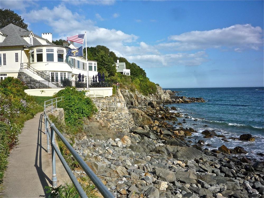 York Cliff Path, York Maine