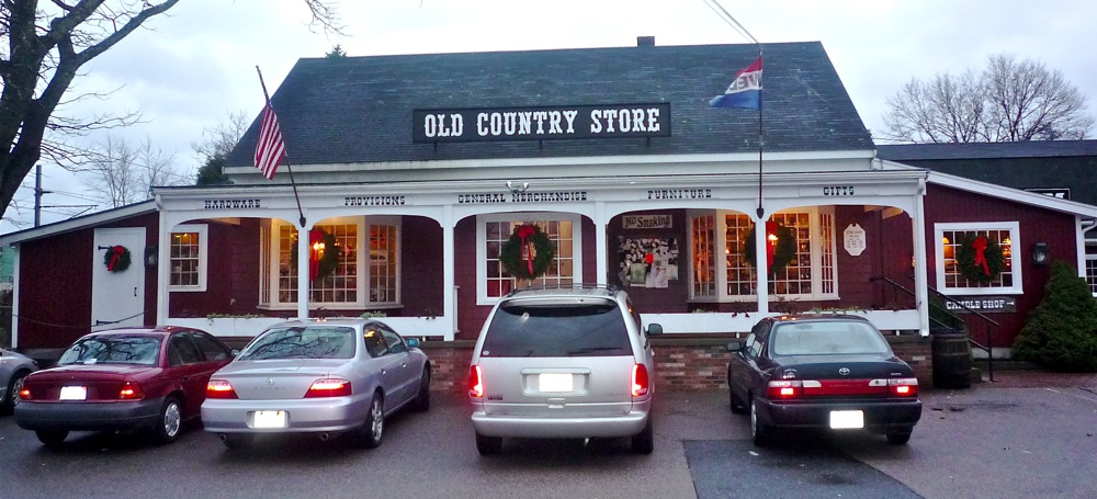 Country Store, Mansfield MA