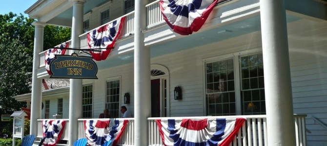 Step Back in Time at Historic Deerfield Village, Mass.