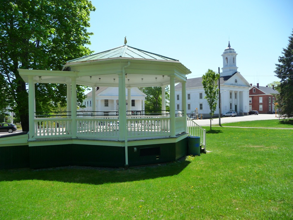 Petersham Town Common, Petersham MA