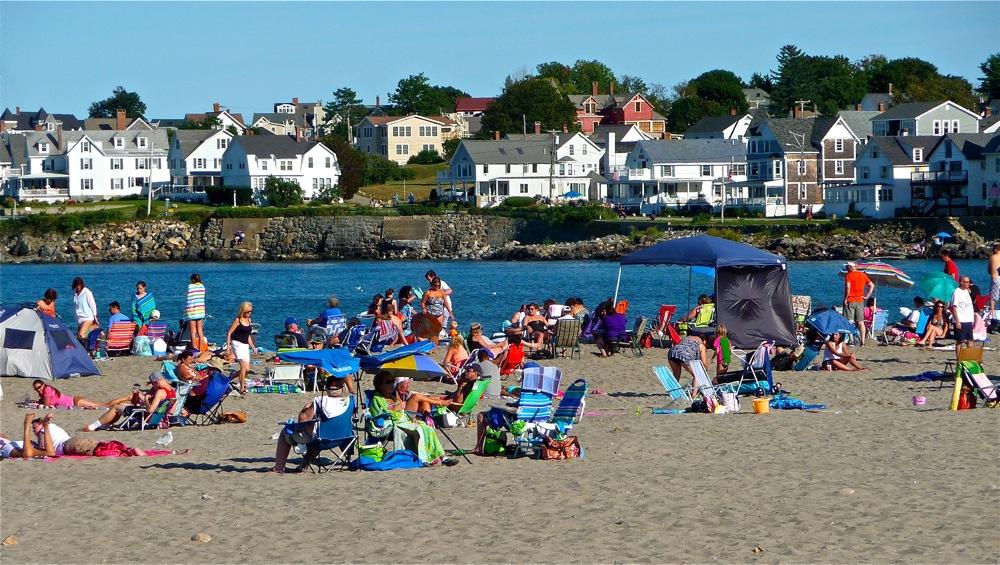 Short Sands Beach, York Beach Maine