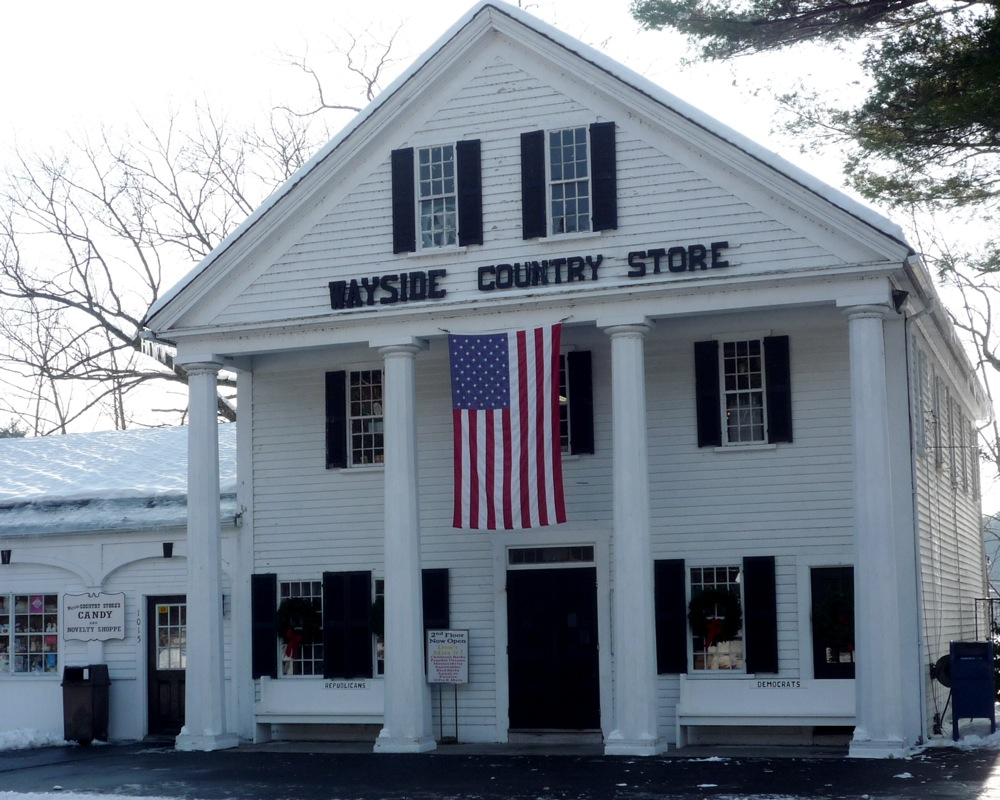 Wayside Country Store, Marlborough MA