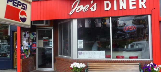It's Joe's Diner in Lee, Mass., or the Highway – Choose Joe's Diner