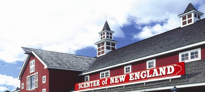 Free Admission at Yankee Candle Village in South Deerfield, Massachusetts