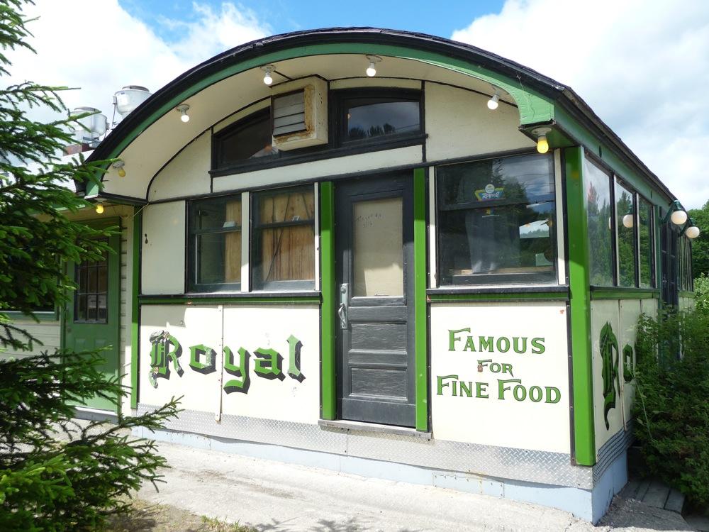 Chelsea Royal Diner, Brattleboro VT