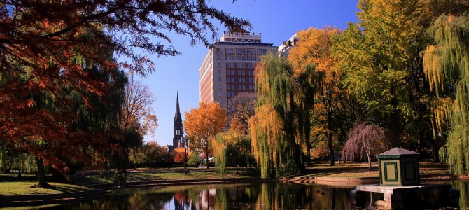 10 Ways to Enjoy Fall in Boston for Free in 2019