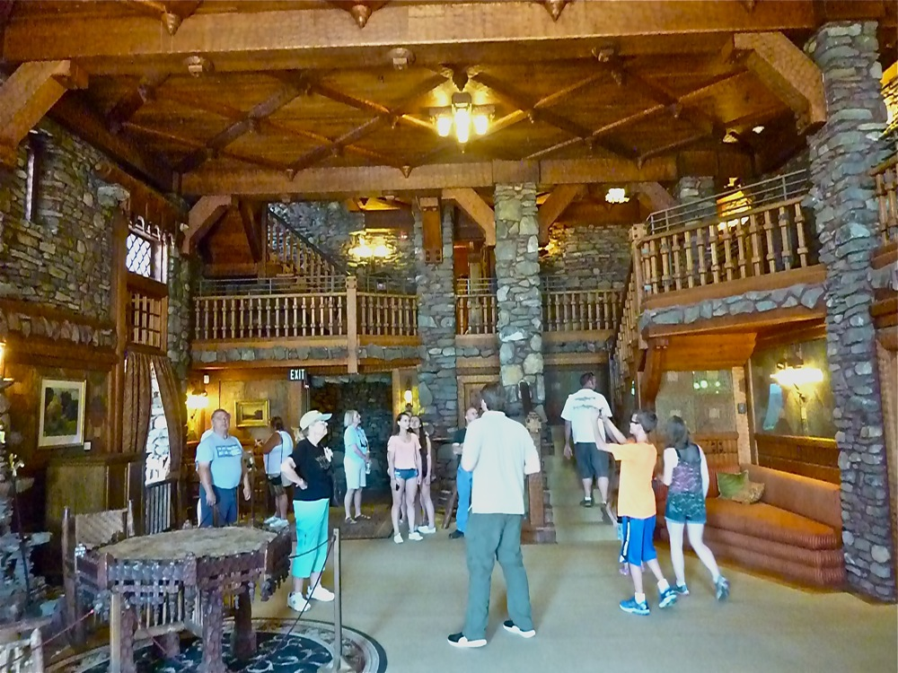 Great Hall, Gillette Castle, East Haddam CT