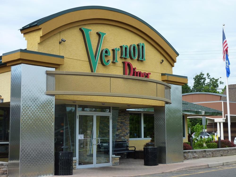 Vernon Diner, Vernon, Connecticut