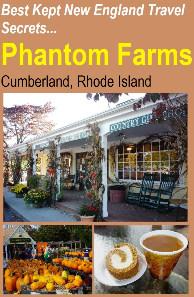 Hidden travel gem: Phantom Farms in Cumberland, R.I.