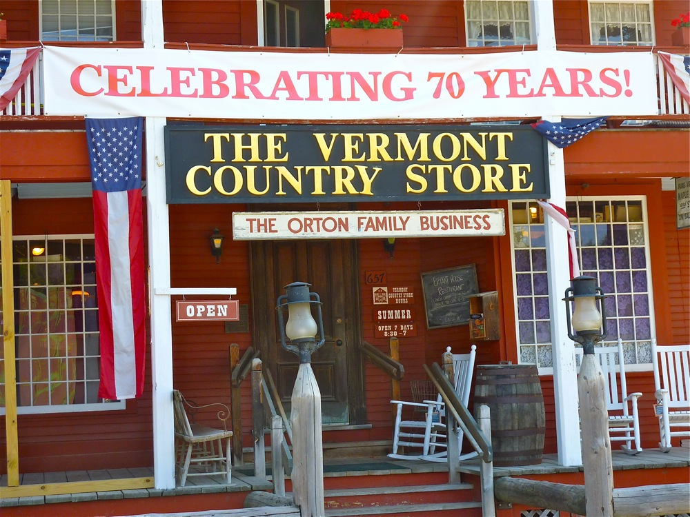 Vermont Country Store celebrate 70 years in Weston VT