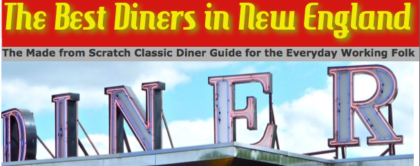 Discover the 50 Best Diners in New England eBook