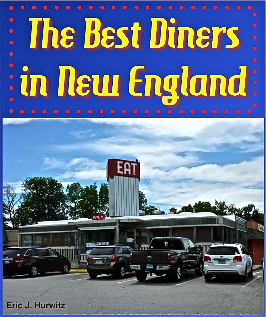 The Best Diners in New Englabd book