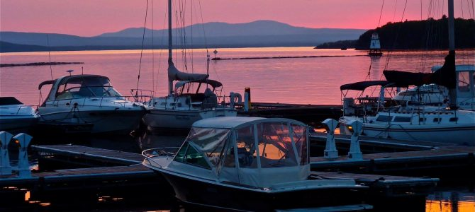 Why Waterfront Park in Burlington, Vt. is a Must-Visit Destination