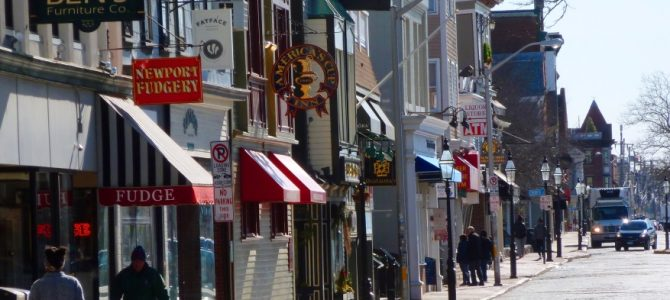 Why Winter in Newport, Rhode Island Warms a Traveler's Soul