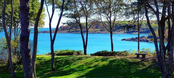 Hartley Mason Park – Day Seven of 45 Days at York Beach, Maine