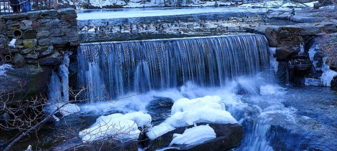 Chasing Waterfalls – Destination: Westminster, Mass.