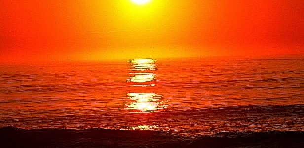 Sunrise at Long Sands Beach – Day Eight of 45 Days at York Beach, Maine